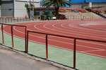 Preço de pista de atletismo